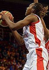 20. Sancho Lyttle (Galatasaray)